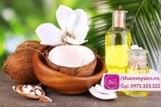 Danh sách 15 cách làm trắng da bằng dầu dừa mới nhất