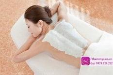 Tắm trắng nhau thai hươu bí quyết cho làn da trắng hồng rạng rỡ
