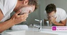 Nam giới có nên cạo lông mặt hay không?